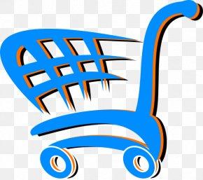 Shopping Cart - Shopping Cart Supermarket Clip Art PNG