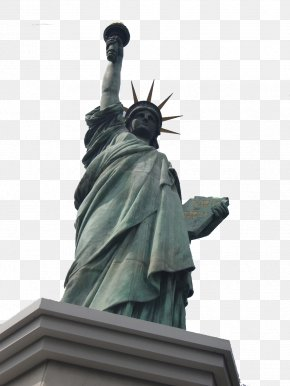 Statue Of Liberty - Statue Of Liberty Monument Sculpture PNG