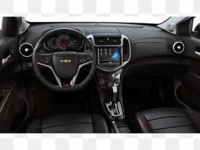 Car - Car General Motors 2018 Chevrolet Sonic LT Buick PNG