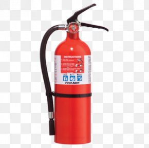 Extinguisher - Fire Extinguisher First Alert Amerex ABC Dry Chemical PNG