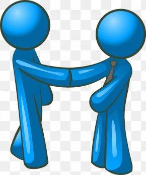 Man Shaking Cliparts - Handshake Clip Art PNG