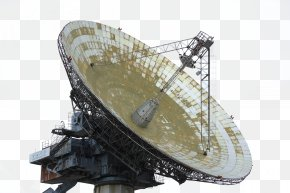Satellite Antenna - Ventspils International Radio Astronomy Centre Radio Telescope Antenna PNG