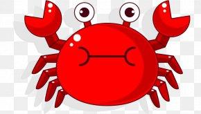 Fun Crab - Crab Icon PNG