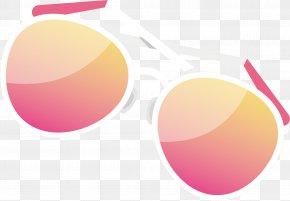 Vector Sunglasses - Sunscreen Sunglasses PNG