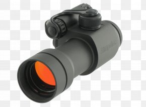 Weapon - Aimpoint AB Reflector Sight Aimpoint CompM2 Red Dot Sight PNG