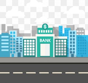 Creative Buildings In The Bank Building Vector - The History Of Banking: The History Of Banking And How The World Of Finance Became What It Is Today The Oxford Handbook Of Banking And Financial History Online Banking PNG