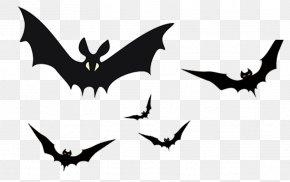 Aero The Acro-Bat - Bat Halloween Horror PNG
