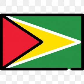 Flag - Flag Of Guyana National Flag Flag Of Haiti PNG