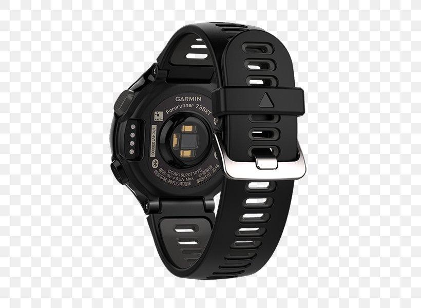 Garmin Forerunner GPS Watch Garmin Ltd. Heart Rate Monitor, PNG, 600x600px, Garmin Forerunner, Activity Tracker, Black, Camera Lens, Garmin Download Free