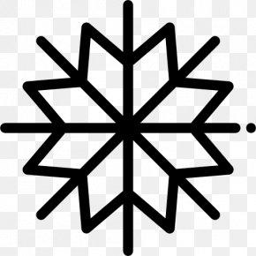 Light - Light Snowflake Crystal PNG