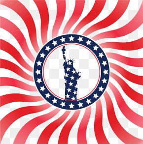 Hand Painted American Flag, Statue Of Liberty - Fallout Shelter Fallout 3 Fallout 2 Fallout 4: Vault-Tec Workshop PNG