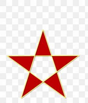 Star - Regular Polygon Star Polygon Geometry PNG