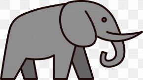 India - Indian Elephant African Elephant Elephantidae Clip Art PNG