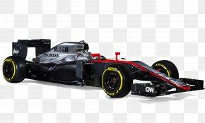 Mclaren F1 File - 2015 FIA Formula One World Championship McLaren MP4-30 Car McLaren 12C PNG