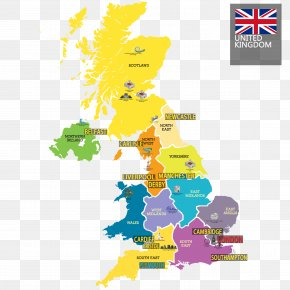 Uk Map - Wales Southern England Royal Mail Postcodes In The United Kingdom Bed And Breakfast PNG