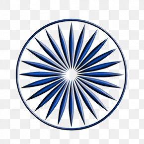 Chakra - Ashoka Chakra Kundalini Flag Of India Clip Art PNG