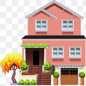 House - Clip Art Vector Graphics House Stock Illustration PNG