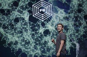Mark Zuckerberg - San Jose Convention Center Facebook F8 Facebook Platform Social Network PNG