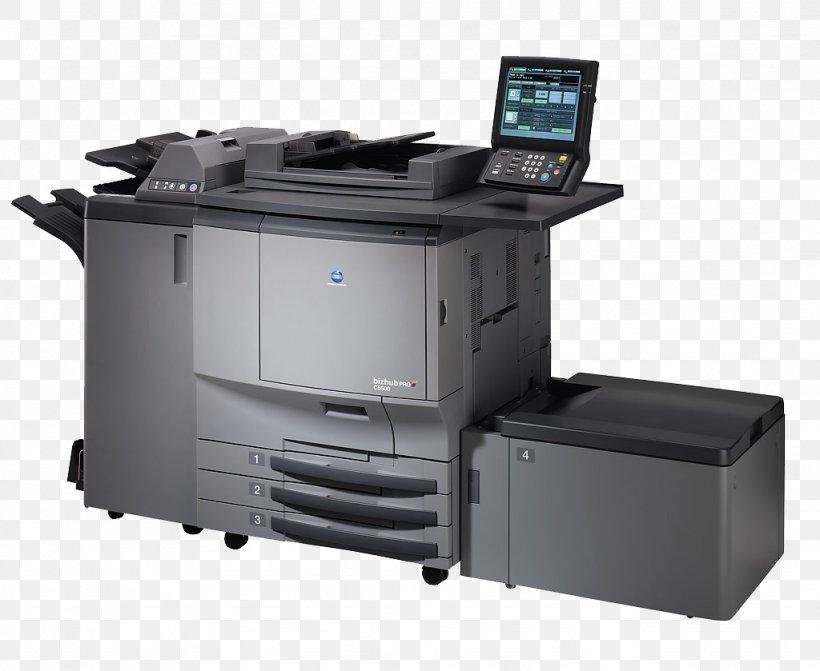 Team Konica Minolta–Bizhub Photocopier Printer, PNG
