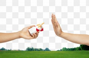 Smoking Refused Background Material - Tobacco Smoking Poster PNG