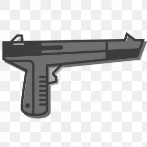 Weapon - Trigger Firearm Pistol Weapon Clip Art PNG