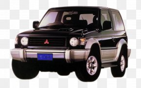 Car - Mitsubishi Pajero Used Car Mitsubishi Motors PNG