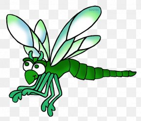 Insect - Clip Art Green Darner: The Story Of A Dragonfly Free Content Insect Image PNG