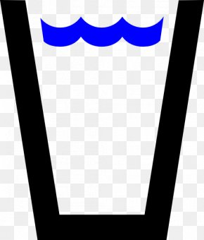 Cup Of Water - Glass Water Clip Art PNG
