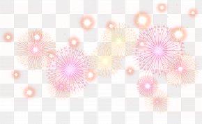 Cute Pink Fireworks Fireworks Image - Pink Computer Pattern PNG