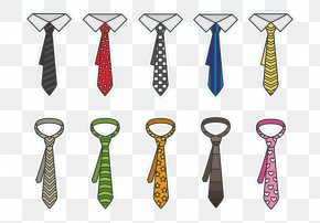 Colored Shirt And Tie - Bow Tie Necktie Shirt PNG