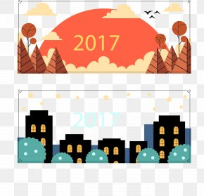 Sunrise And Sunset Views - Sunset Clip Art PNG