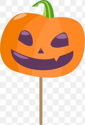 Candy Clipart Png Halloween - Clip Art Jack-o'-lantern Candy Fruit Food PNG