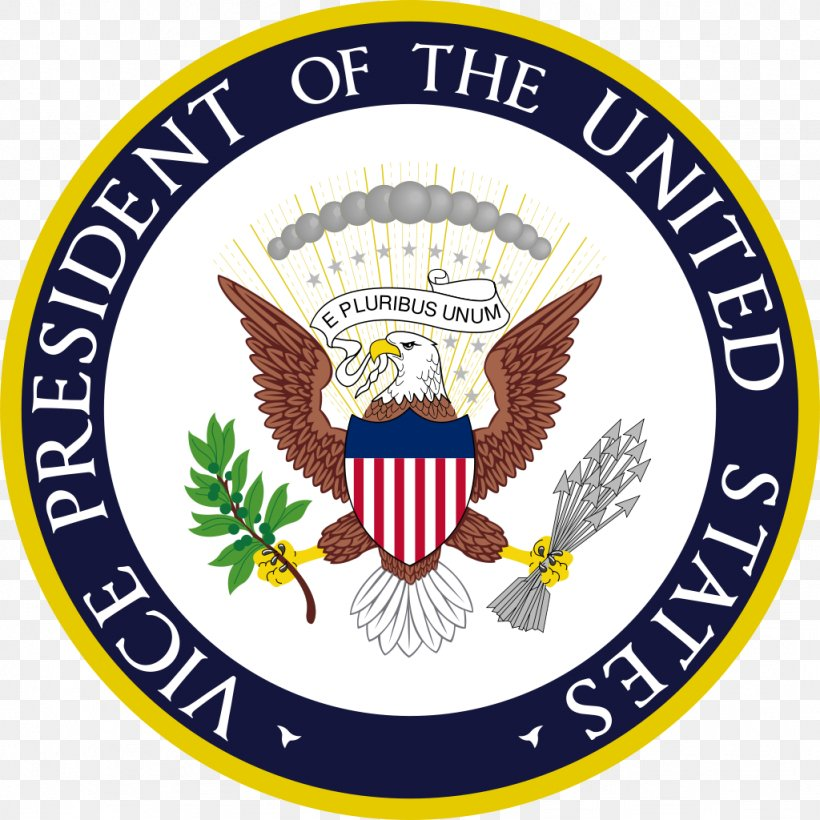 Seal Of The Vice President Of The United States Federal Government Of The United States, PNG, 1024x1024px, United States, Area, Brand, Crest, Emblem Download Free