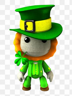 Saint Patrick's Day - LittleBigPlanet Ireland Saint Patrick's Day Irish People Leprechaun PNG