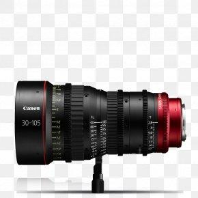 Zoom Lens - Canon EF Lens Mount Canon EOS C100 Canon Cinema EOS Zoom Lens PNG
