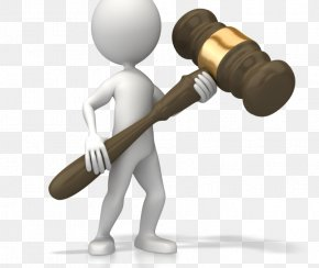 Animation Hammer - Judge Gavel Lawyer Transparency PNG