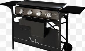 Bbq Pan - Barbecue Gas Stove Cooking Ranges Flattop Grill Griddle PNG