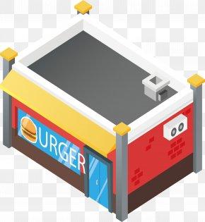 Street Burger - Hamburger Fast Food Steak Burger McDonald's Big Mac PNG