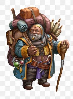 Dwarf - Pathfinder Roleplaying Game Dungeons & Dragons Dwarf Fantasy Character PNG