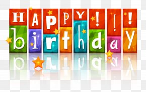 Happy Birthday - Birthday Cake Happy Birthday To You Clip Art PNG