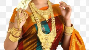 Jewellery Model - Jewellery Earring Necklace Gold Jewelry Design PNG