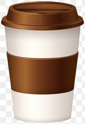 Hot Coffee Cup Clipart Image - Iced Coffee Latte Tea Coffee Cup PNG