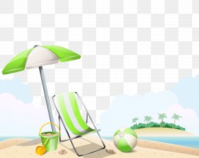 Beach - Beach Summer Illustration PNG