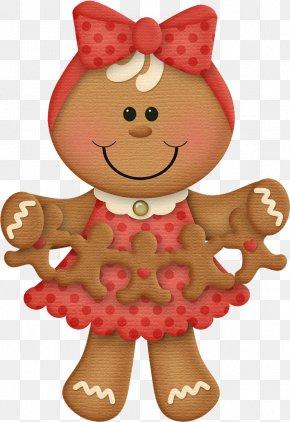 Cartoon Child - Gingerbread House Ginger Snap Gingerbread Man Clip Art PNG