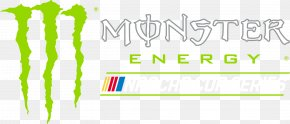 Nascar - Monster Energy NASCAR Cup Series Energy Drink Logo Clip Art PNG