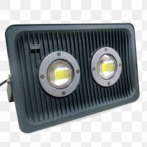 Tunnel Floodlight Flood Light - Floodlight Light-emitting Diode LED Lamp Recessed Light PNG