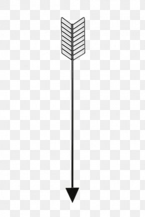 Arrow Bow - Product Black And White Design Pattern PNG
