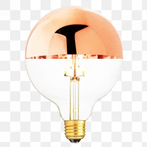 Led Lamp - Lighting Incandescent Light Bulb LED Lamp PNG