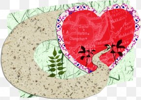 European Style Hand-painted Billboard Circle Creative Illustration Of Love - Poster Illustration PNG