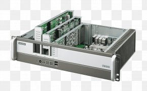Computer - Advantech Co., Ltd. Industrial PC Industry Embedded System Computer PNG